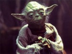 Yoda:  Stop Trying So Hard