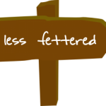 The Road Less Fettered (#1)