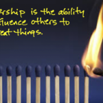 Leadership = Influence