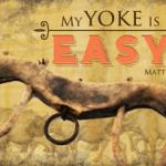 The Yoke of Humility