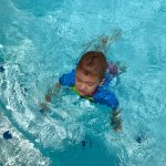 Swimming Through Fear