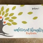 unfettered thoughts volume 1